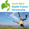 "<strong>Partnership logo, branding, reports and displays</strong><br>&ldquo;Exceptional service in terms of efficiency, professional and empathetic &hellip; a clarity of approach in taking the process from the initial brief to its actual eventual specification."" Jacinta Jackson, Manager, South West Health Trainer Partnership"